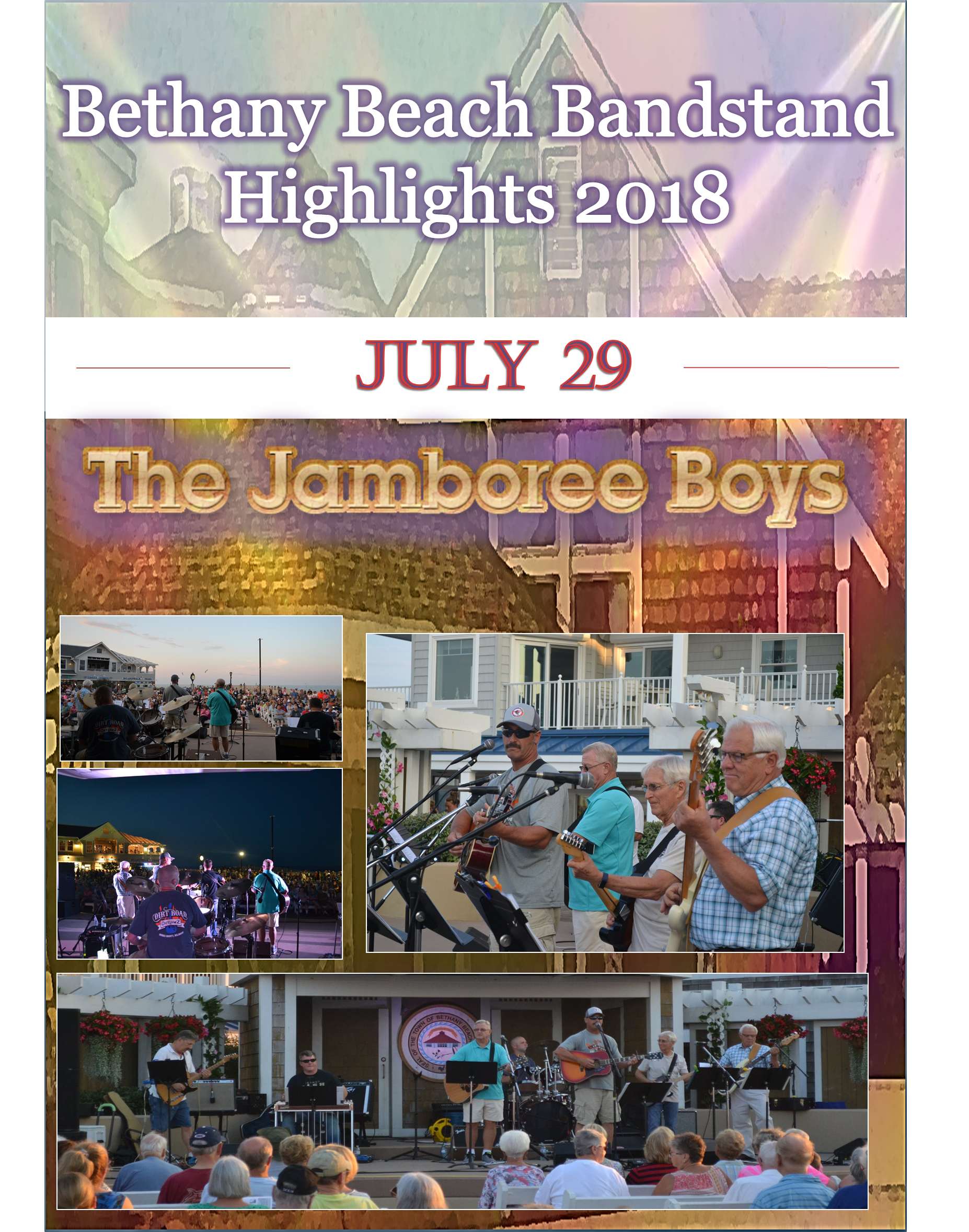 The Jamboree Boys