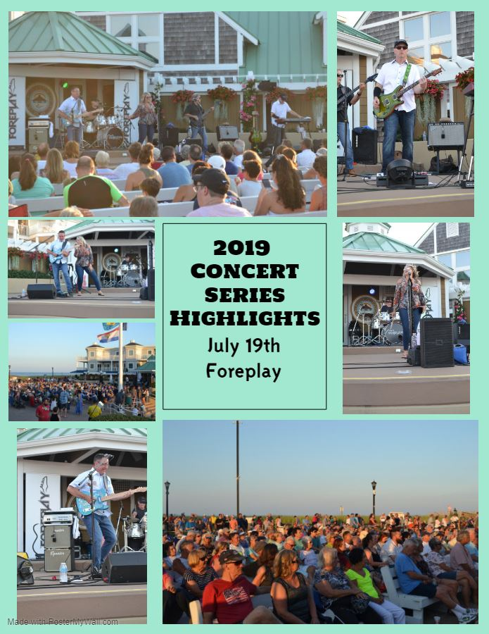 2019 Concert Series Highlights Foreplay