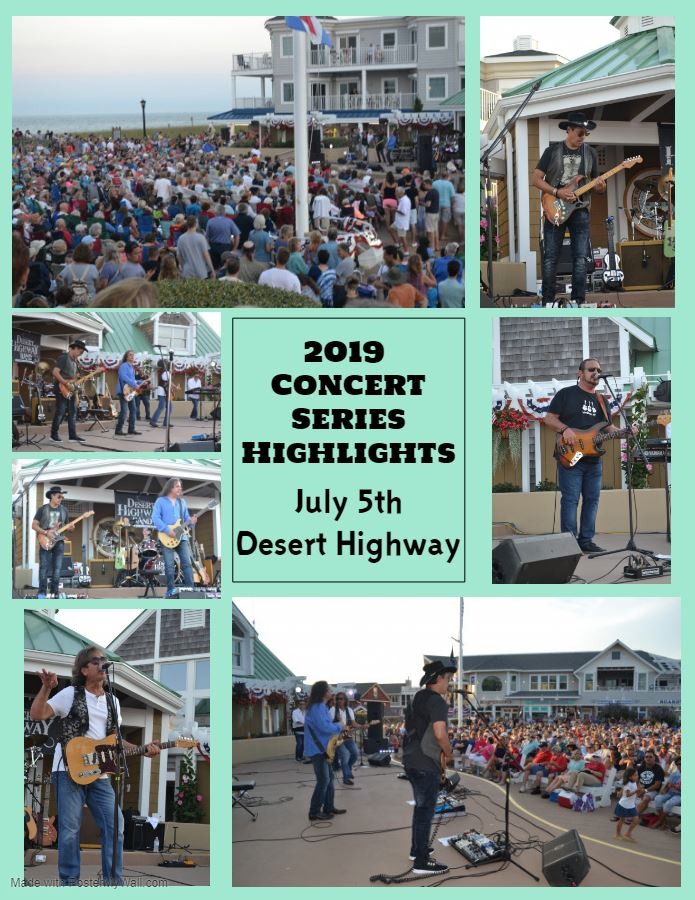 2019 Concert Series Highlights Desert Highway