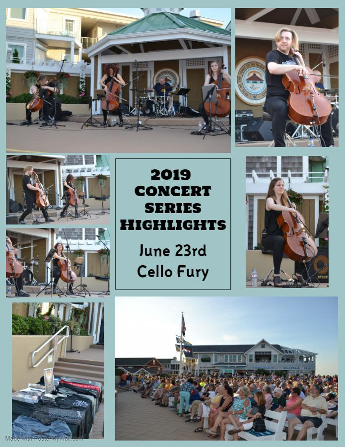 2019 Concert Series Highlights Cello Fury