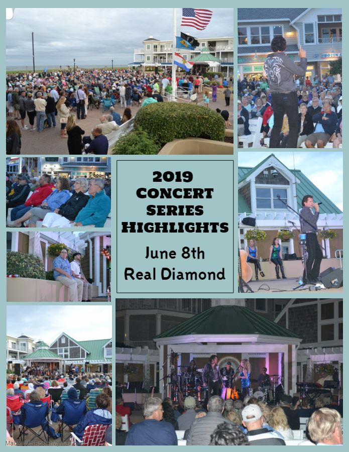 2019 Concert Series Highlights The Real Diamond
