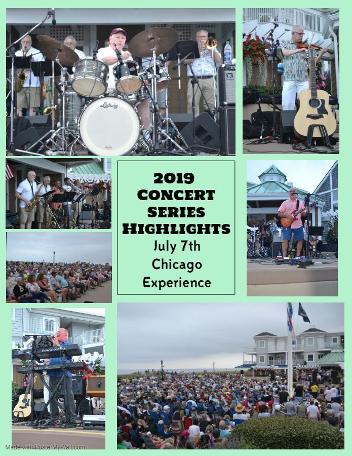 2019 Concert Series Highlights The Chicago Experience