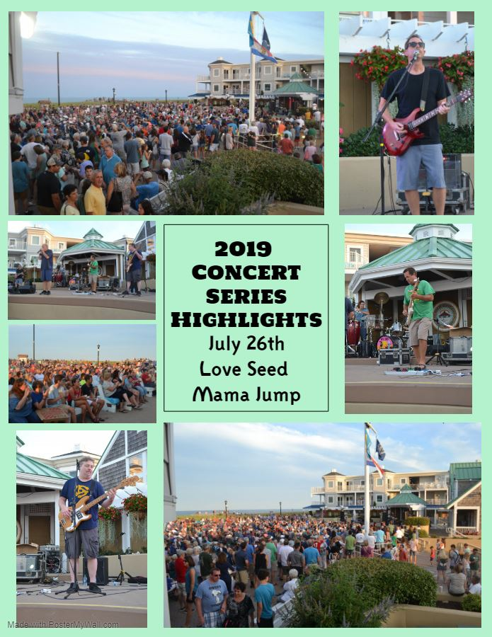 2019 Concert Series Highlights Love Seed Mama Jump